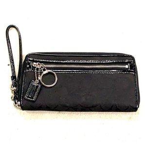Authentic Coach Wallet Wristlet